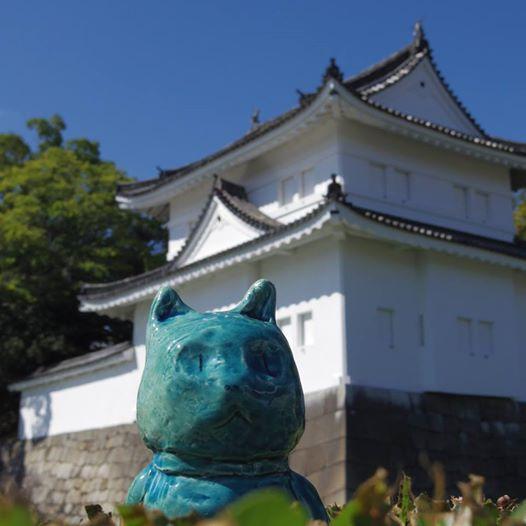 La visita al castillo Nijo, Kyoto