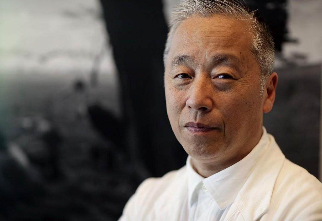 El reconocido artista Hiroshi Sugimoto.